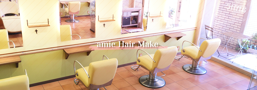 amie Hair Make